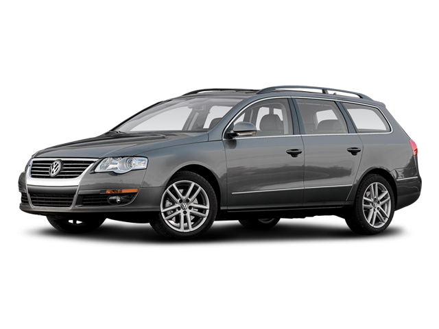 2008 volkswagen passat-wagon Specs and Performance