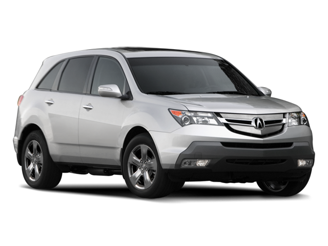2009 acura mdx Specs and Performance