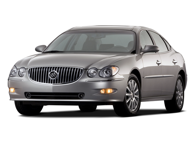 2009 buick lacrosse Specs and Performance