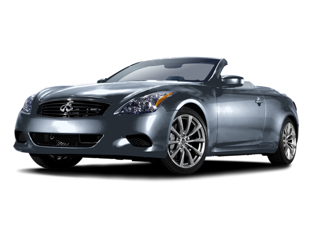 2009 infiniti g37-convertible Specs and Performance
