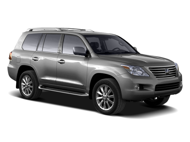 2009 lexus lx-570 Specs and Performance