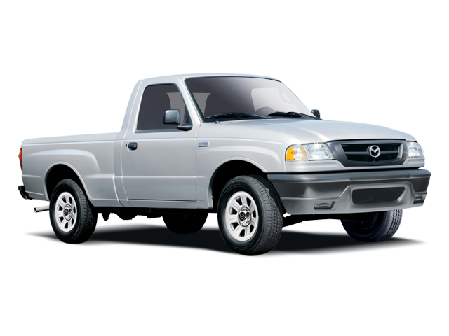 2009 mazda b-series-truck Specs and Performance
