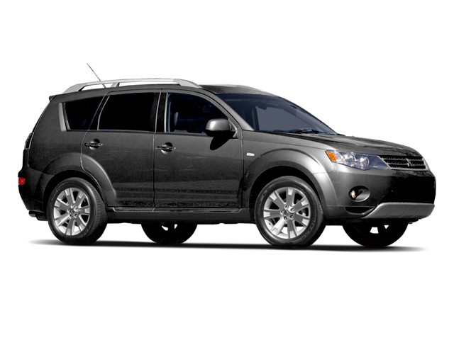 2009 mitsubishi outlander Specs and Performance
