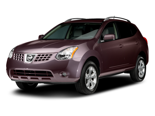 2009 nissan rogue Specs and Performance