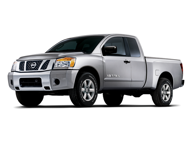 2009 nissan titan Specs and Performance