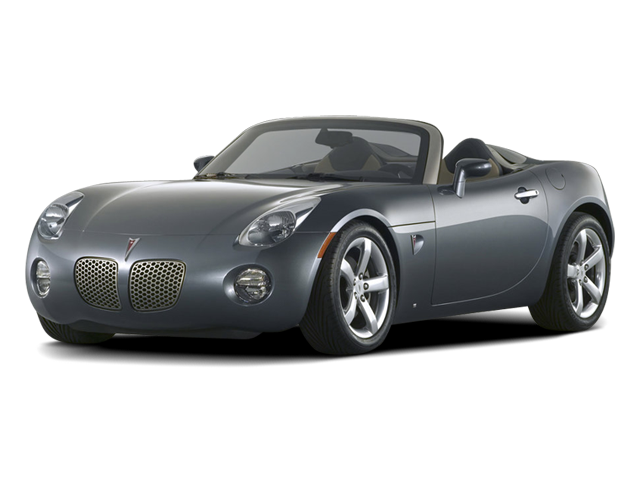 2009 pontiac solstice Specs and Performance