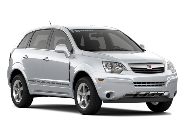 2009 saturn vue-hybrid Specs and Performance