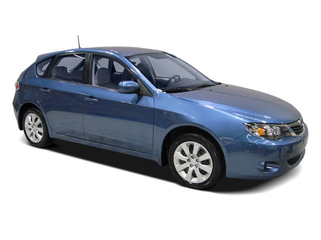2009 subaru impreza-wagon Specs and Performance