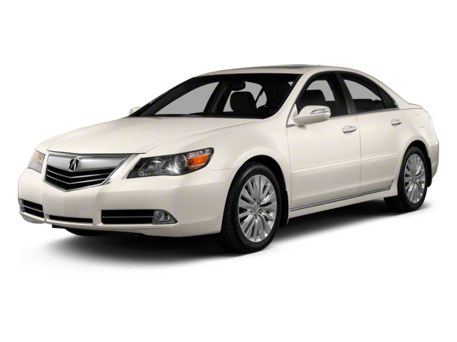 2010 acura rl Specs and Performance