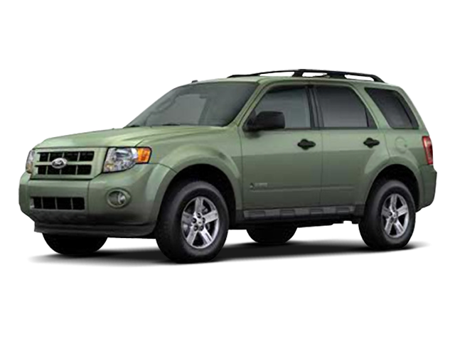 2010 Ford Escape Ratings