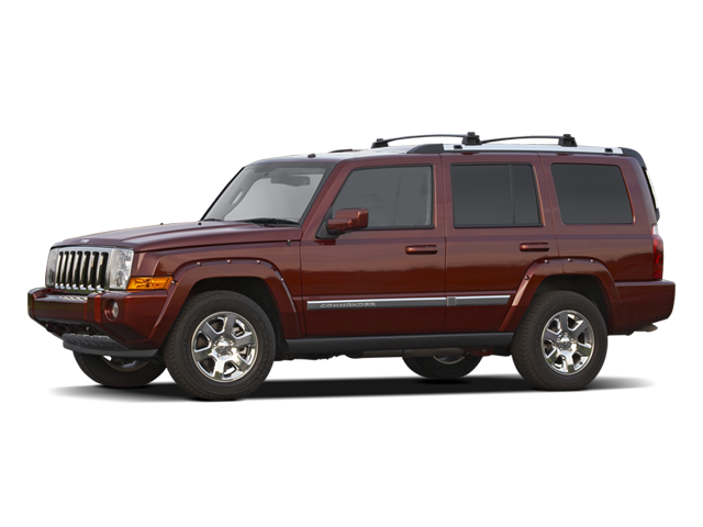 2010 jeep commander Specs and Performance