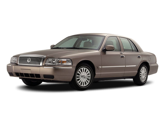 2010 mercury grand-marquis Specs and Performance
