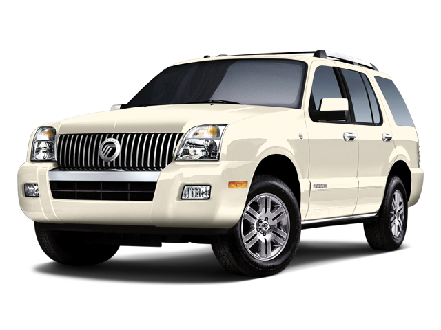 2010 mercury mountaineer Specs and Performance