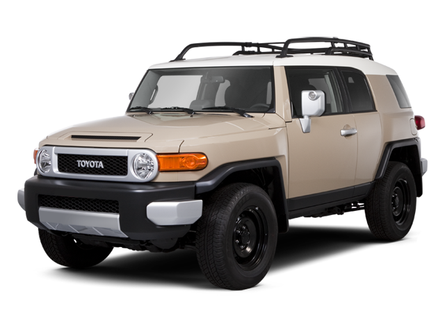 2010 toyota fj-cruiser Specs and Performance