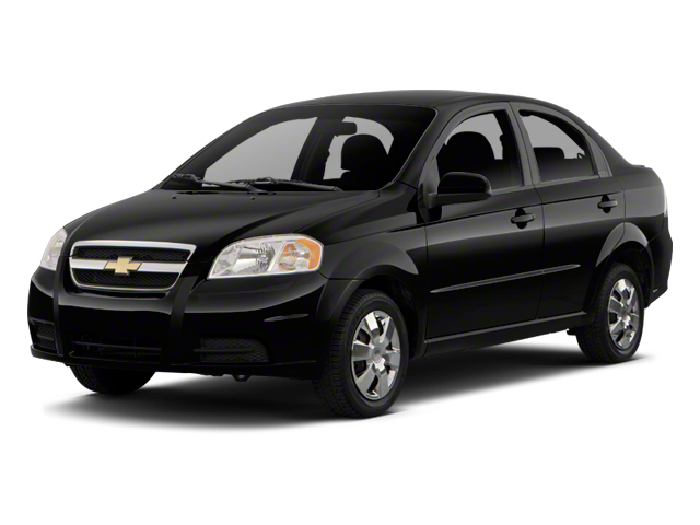 2011 Chevrolet Aveo Sedan 4d Ls Specs J D Power