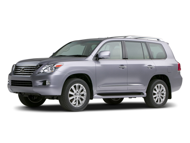 2011 lexus lx-570 Specs and Performance