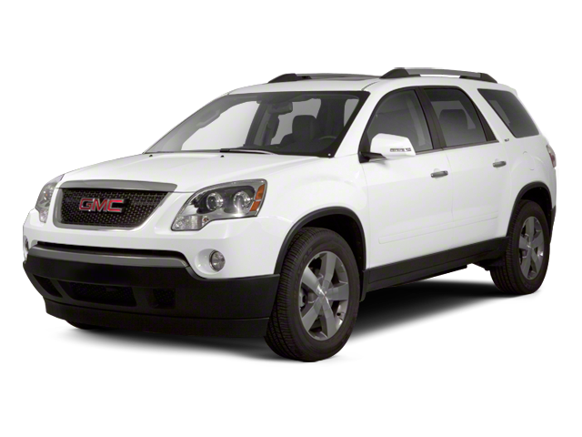 2012 gmc acadia Specs and Performance