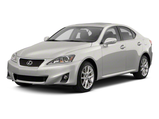 2012 lexus is-250 Specs and Performance