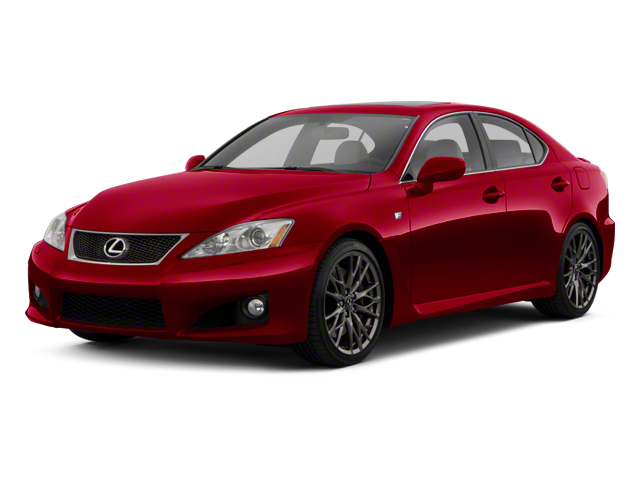 2012 lexus is-f Specs and Performance