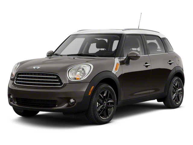 2012 mini cooper-countryman