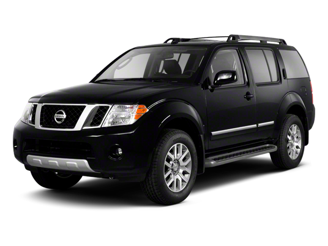 2012 nissan pathfinder Specs and Performance