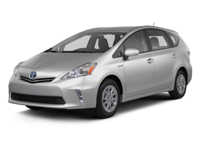 2012 toyota prius-v Specs and Performance