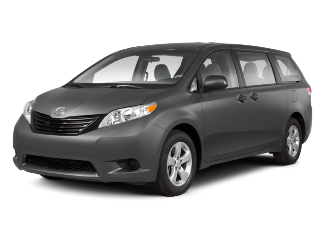 2012 toyota sienna Specs and Performance