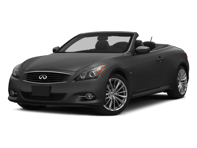 2014 infiniti q60-convertible Specs and Performance