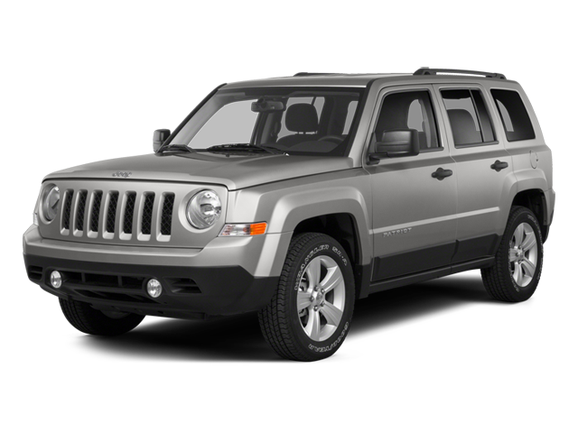 2014 Jeep Patriot Latitude Gray