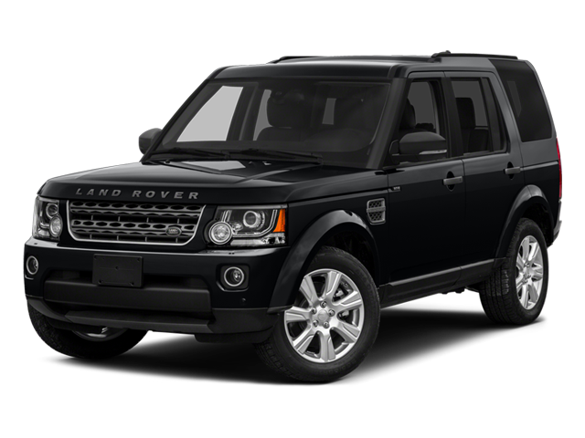 2014 land-rover lr4 Specs and Performance