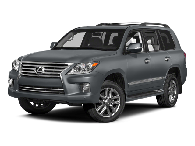 2014 lexus lx-570 Specs and Performance