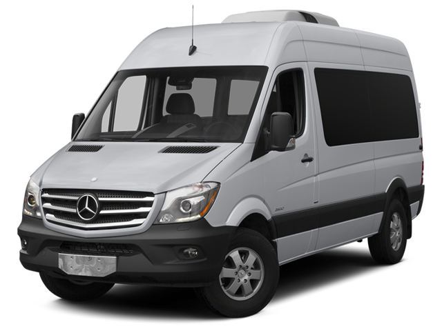 2014 Mercedes-Benz Sprinter Passenger