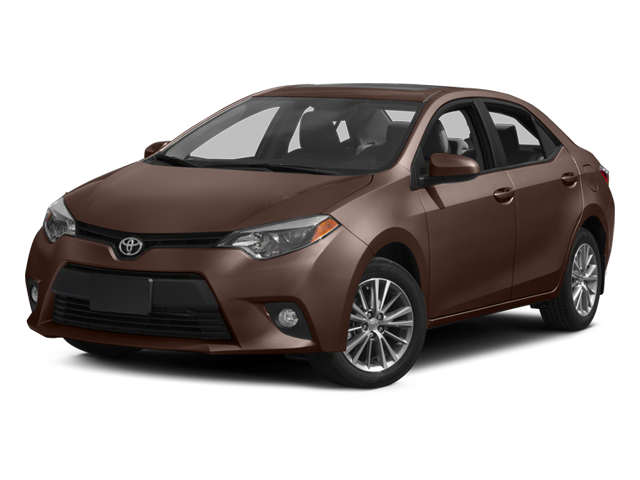 2014 toyota corolla Specs and Performance