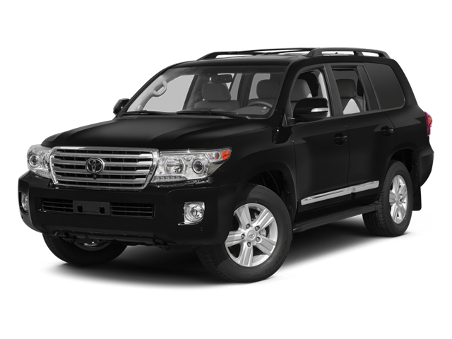 2014 toyota land-cruiser Specs and Performance