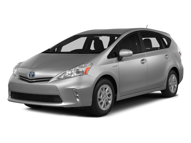 2014 toyota prius-v Specs and Performance