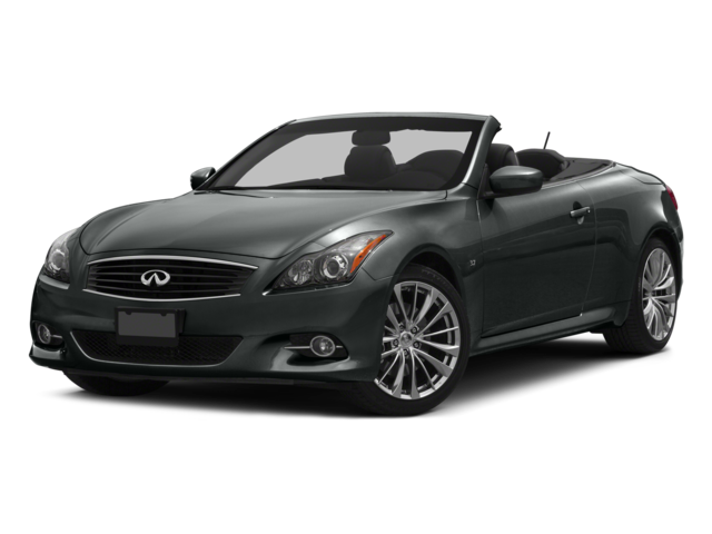 2015 infiniti q60-convertible Specs and Performance