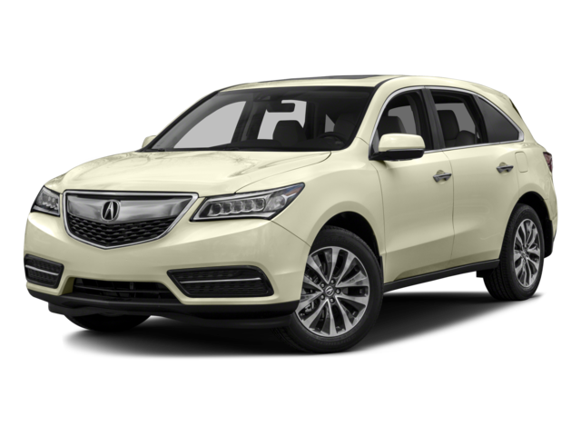 2016 acura mdx Specs and Performance