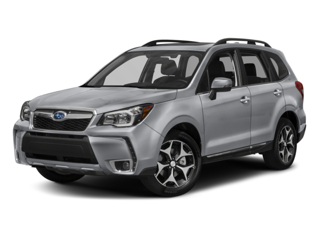 2016 Subaru Forester 4dr Cvt 2 0xt Touring Side Front View