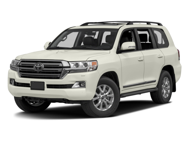 2016 toyota land-cruiser Specs and Performance