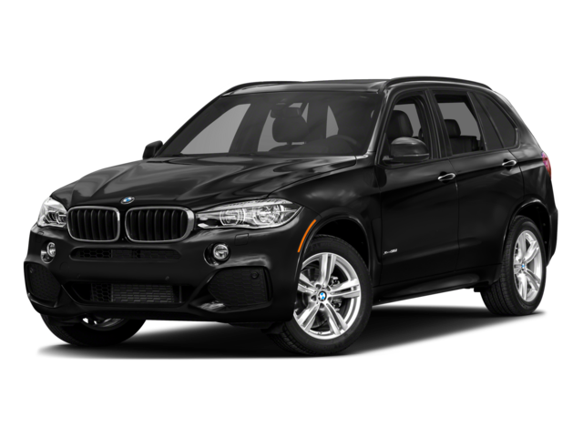 2017 Bmw X5 Xdrive35i Sports Activity Vehicle Side Front View