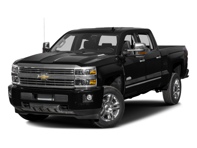 "2017 Chevrolet Silverado 2500HD 2WD Crew Cab 167.7"" High Country"