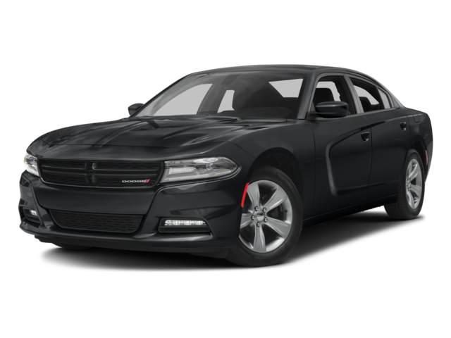 2017 Dodge Charger Sxt Awd Side Front View