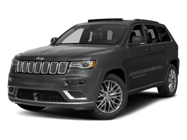 2017 jeep grand-cherokee Specs and Performance