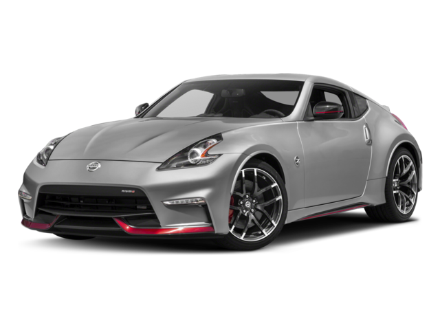 2017 Nissan 370Z Coupe NISMO Manual