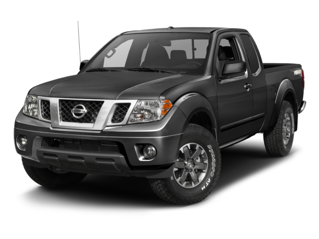 2017 Nissan Frontier King Cab 4x4 Pro 4x Auto Side Front View