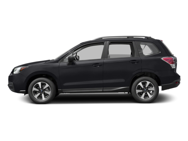 2017 Subaru Forester 2 5i Manual Side View