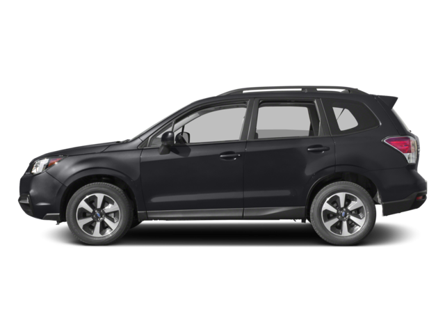 2017 Subaru Forester 2 5i Premium Cvt Side View