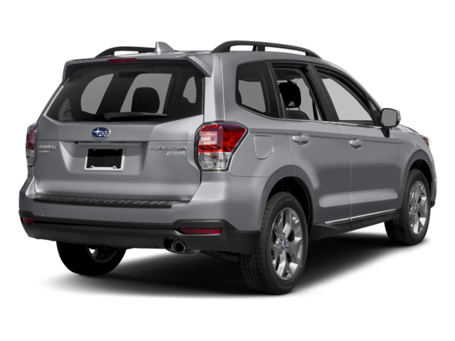 2017 Subaru Forester 2 5i Touring Cvt Side Rear View