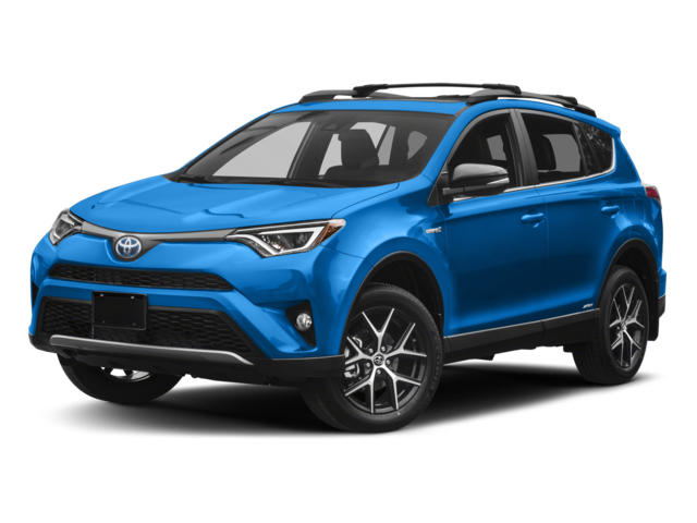 2017 toyota rav4-hybrid Specs and Performance