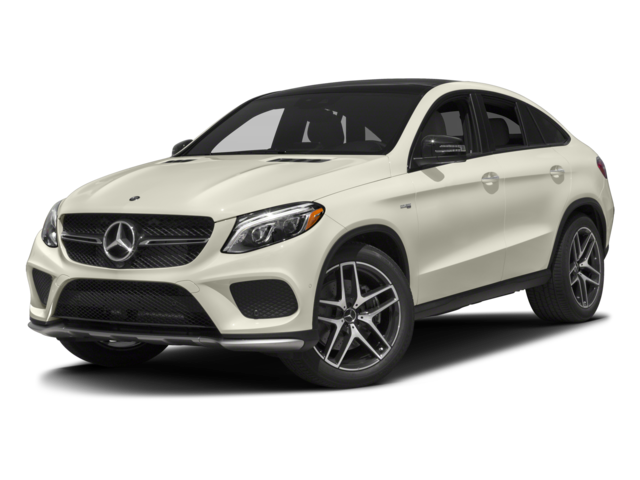 2018 Mercedes Benz Gle Amg 43 4matic Coupe Side Front View